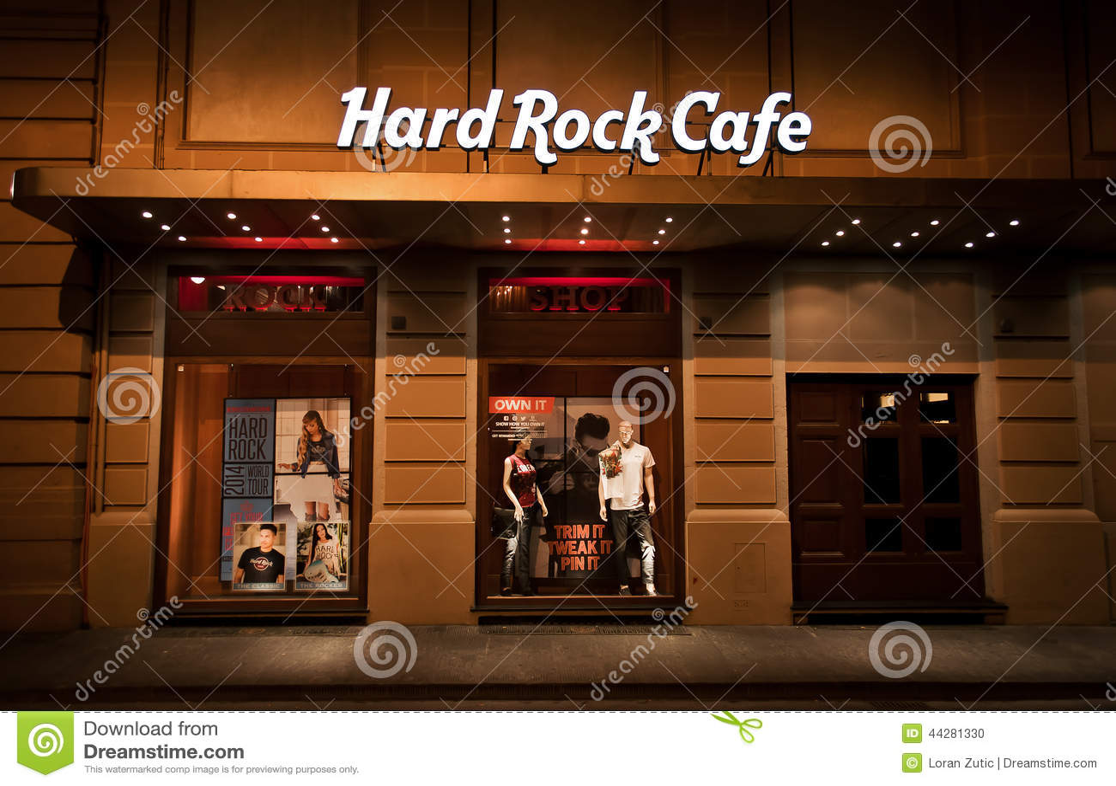 Hard Rock Cafe Management