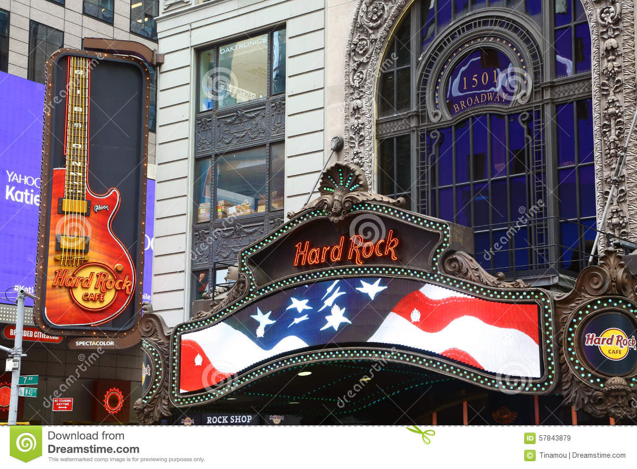 Hard Rock Cafe New York Prices
