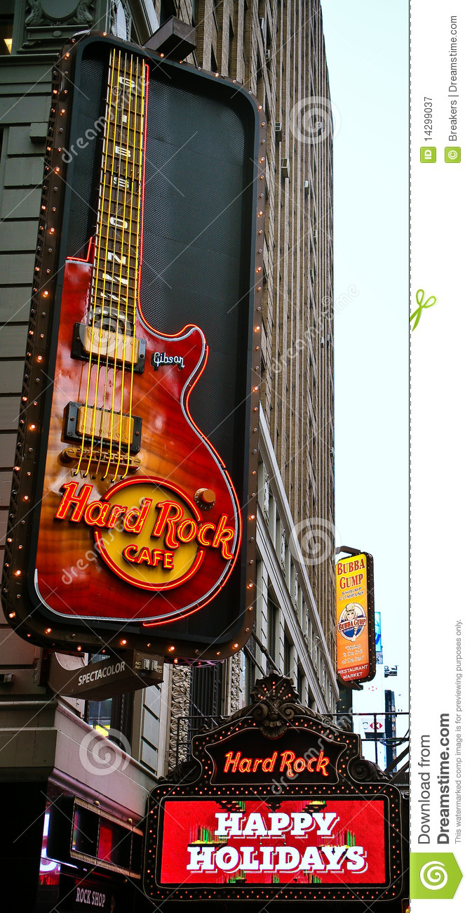 Hard Rock Cafe Owners