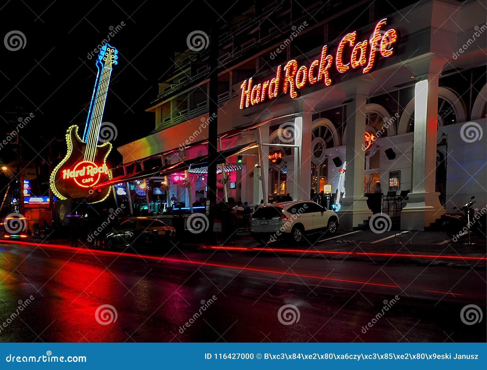 Hard- Rock Cafemusikverein