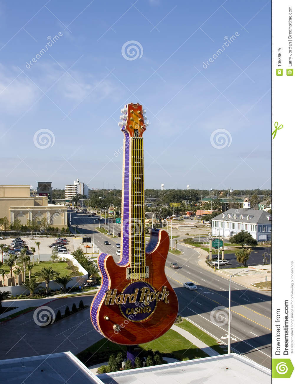 Hard Rock Hotel Casino Biloxi Editorial Image Image Of Rock