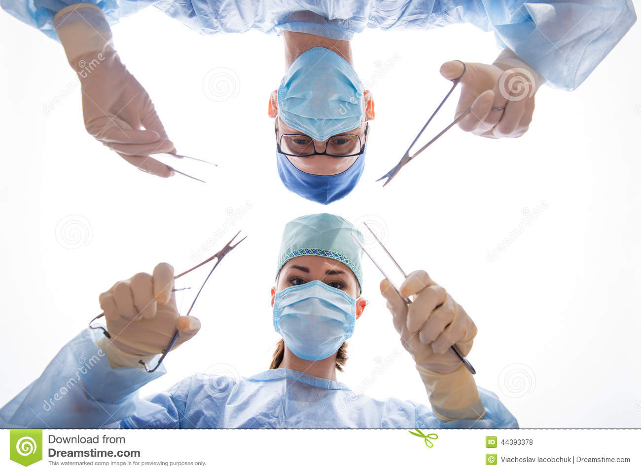 Hard Work Of Doctors Stock Photo Image Of Equipment -4996
