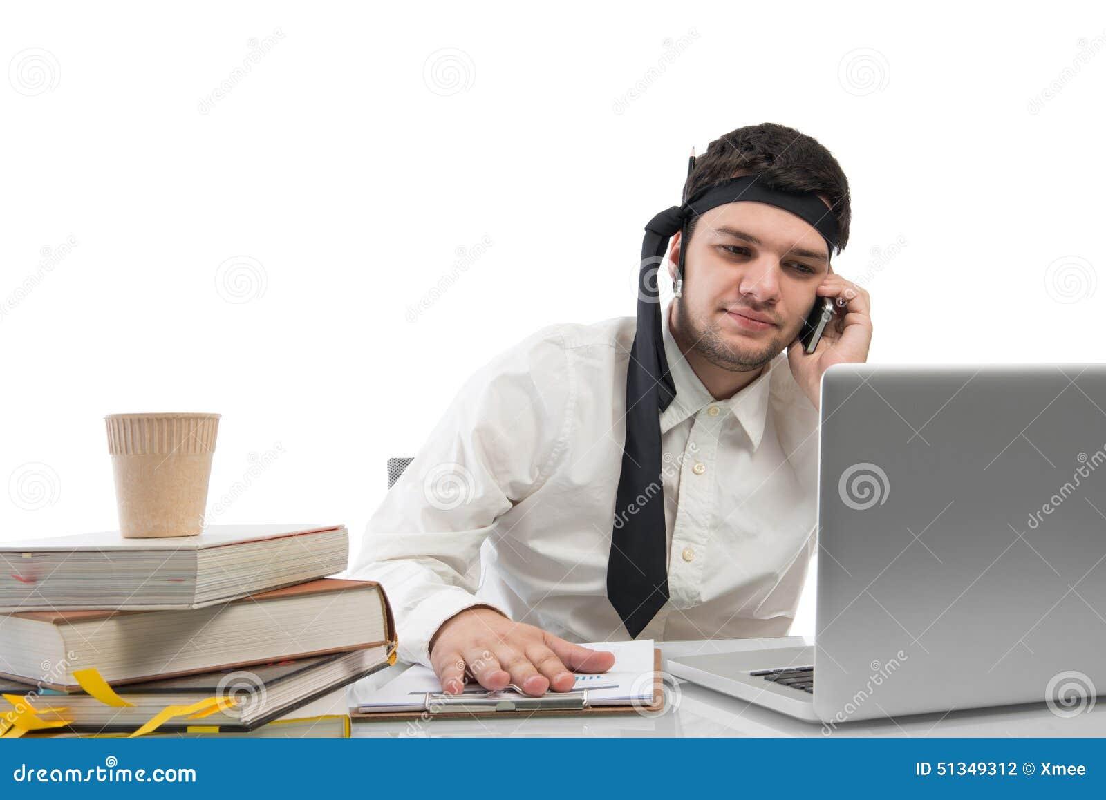 Hard Working Stock Photo - Image: 51349312