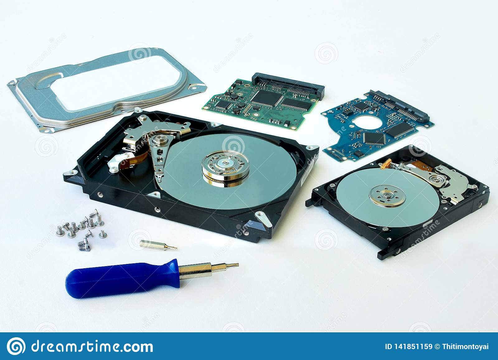 Harddisk komputer osobisty