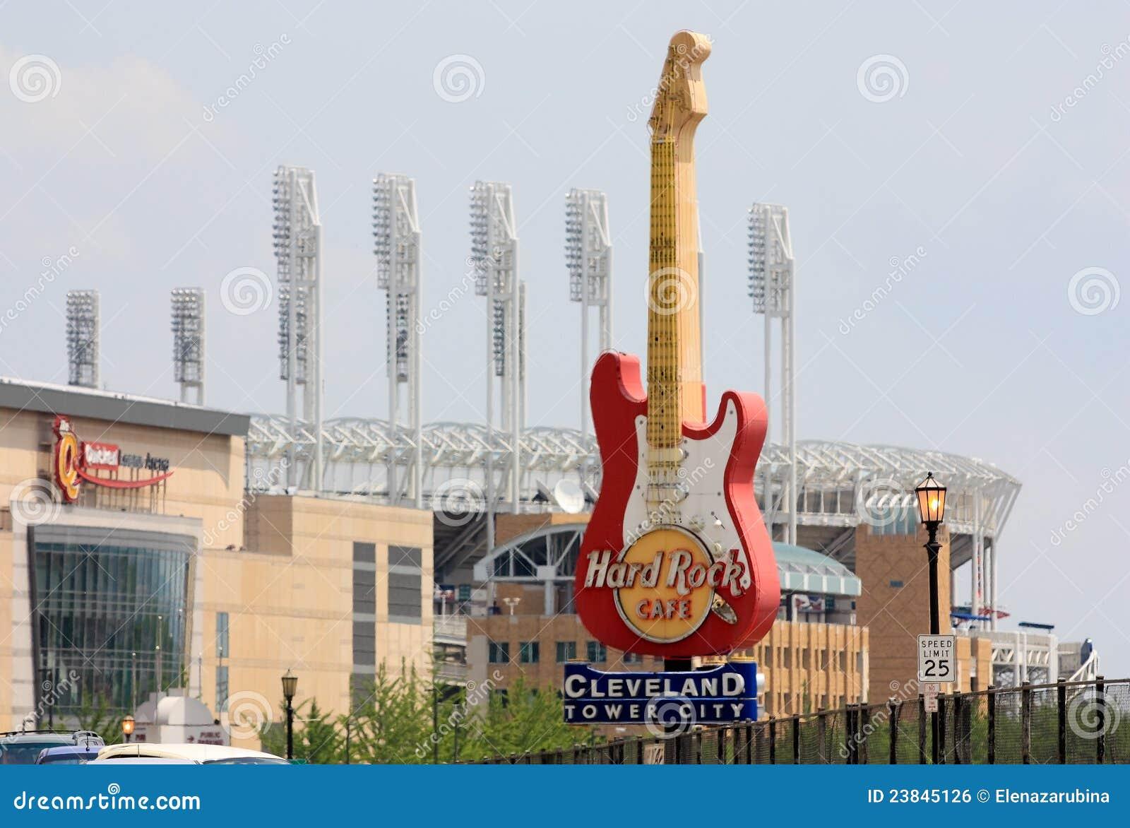 Hard Rock Cafe Cleveland Ohio