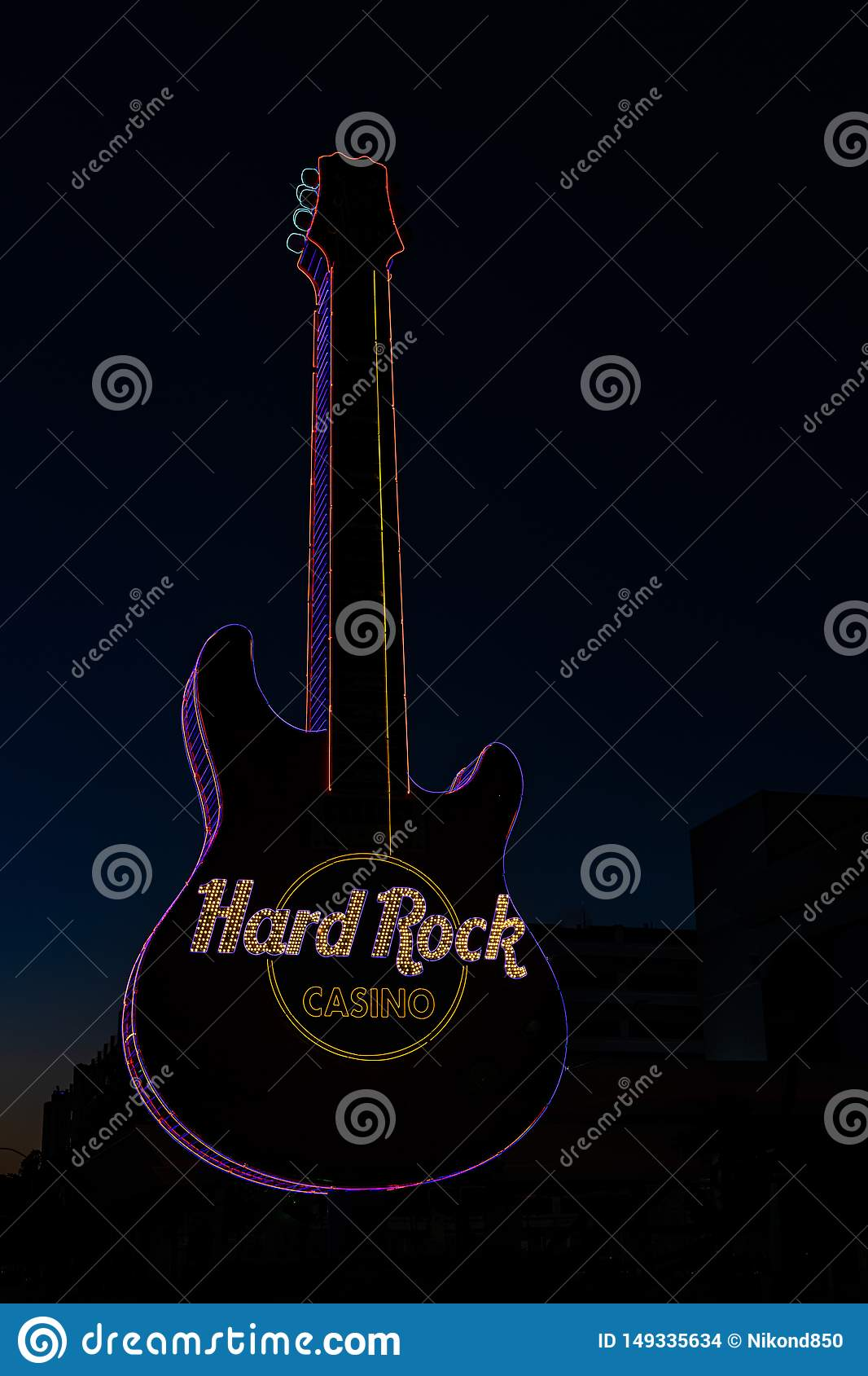 Hardrockgitarre
