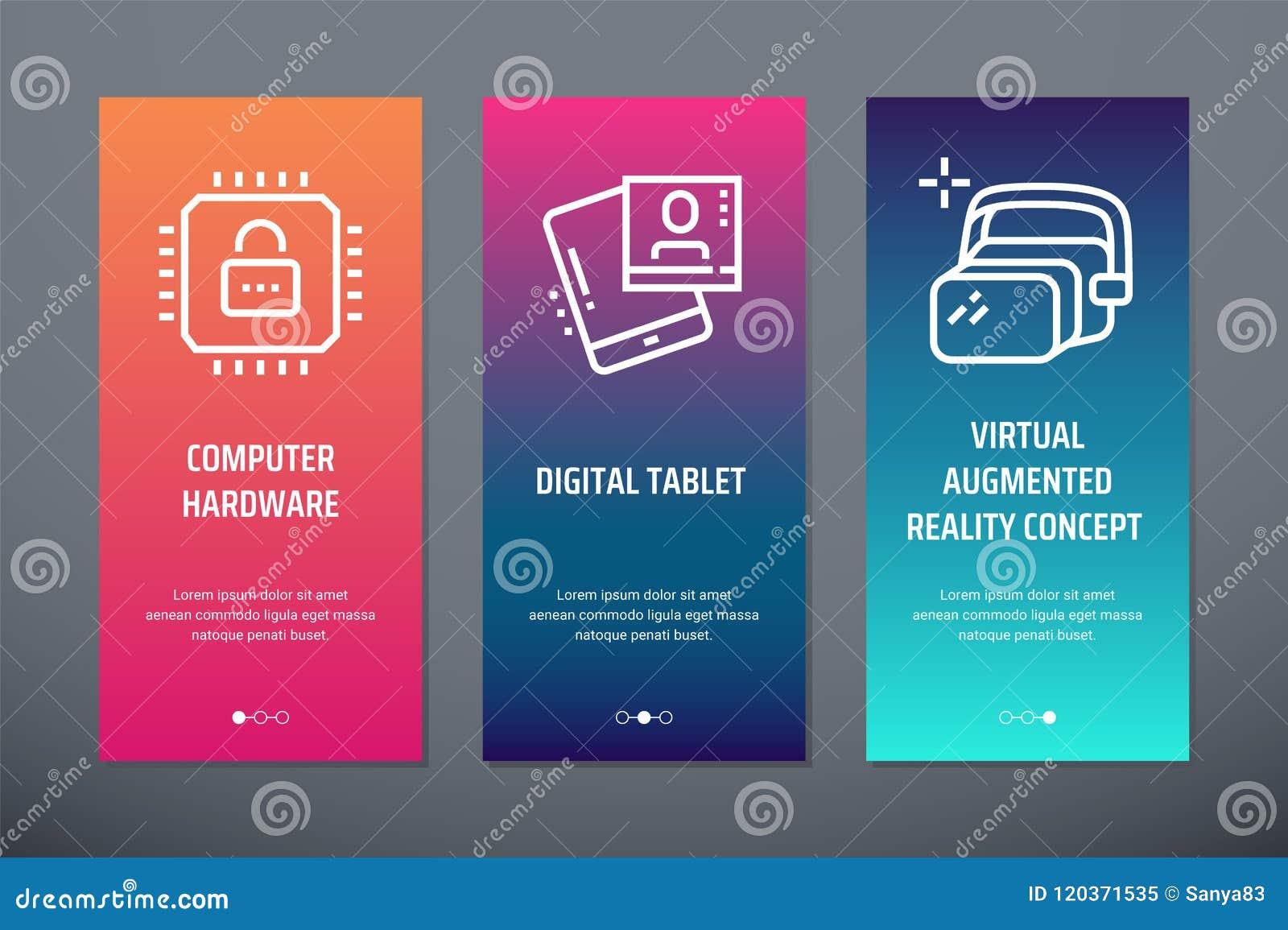 Hardware, Compressa Di Digital, Carte Verticali Aumentate