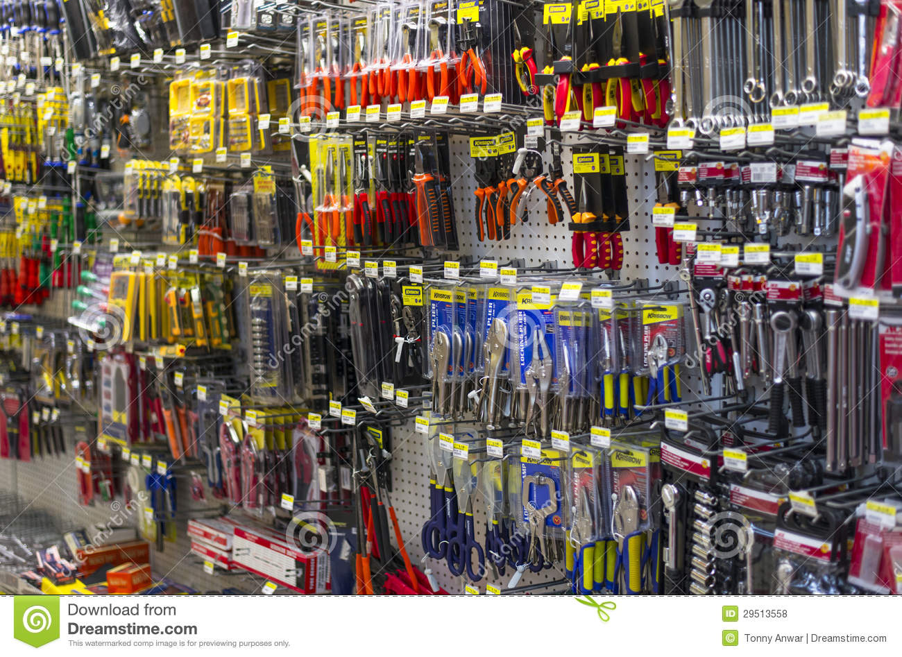 Hardware Tool Editorial Stock Photo Image Of Store Tool