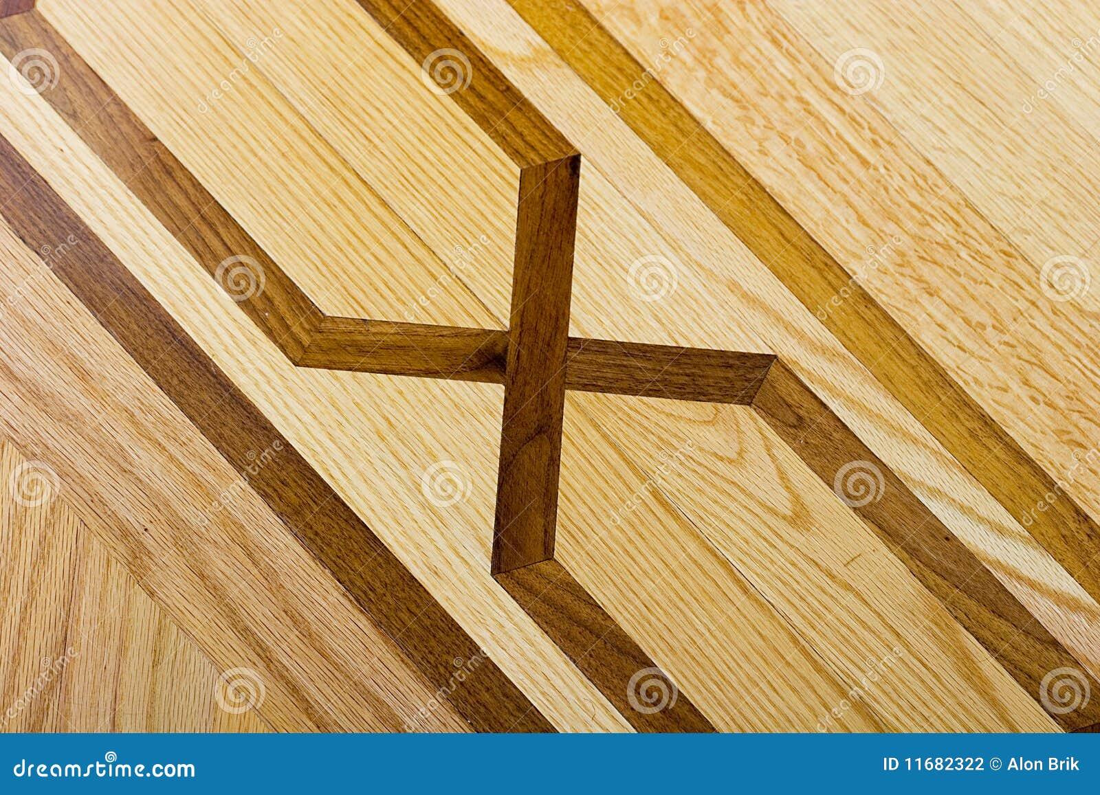 Parquet Floor Finest Seamless Oak Laminate