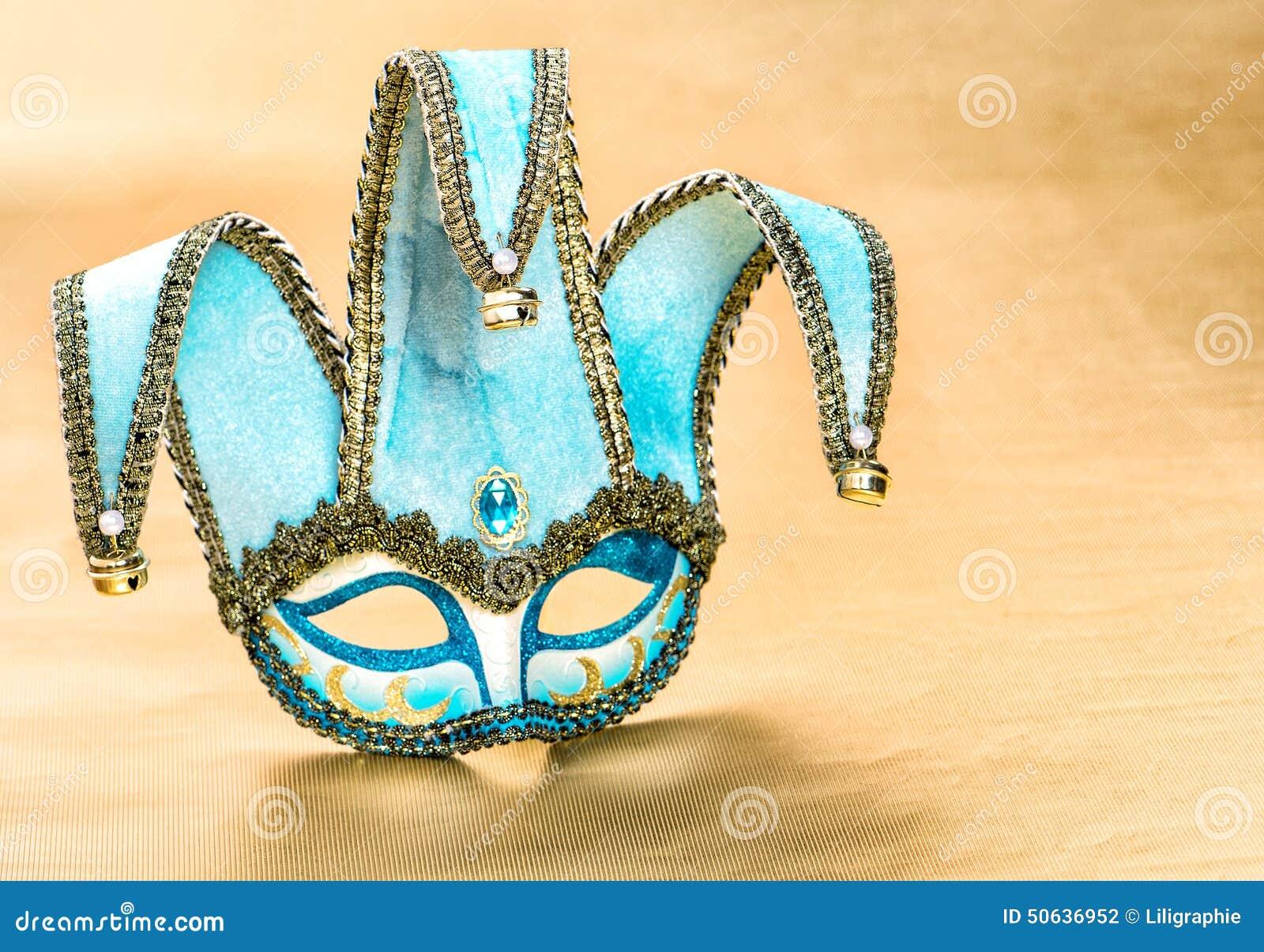 Harlequin v nitien de masque de carnaval d coration de - Masque venitien decoration ...