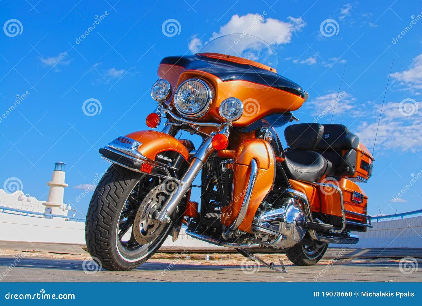 Harley Davidson Cyprus Used