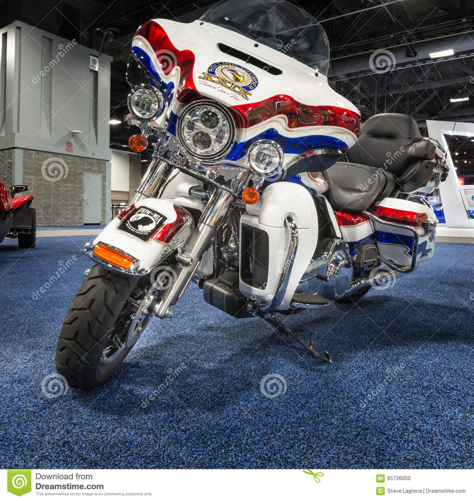 Auto Davidson Electra Freedom Glide Harley