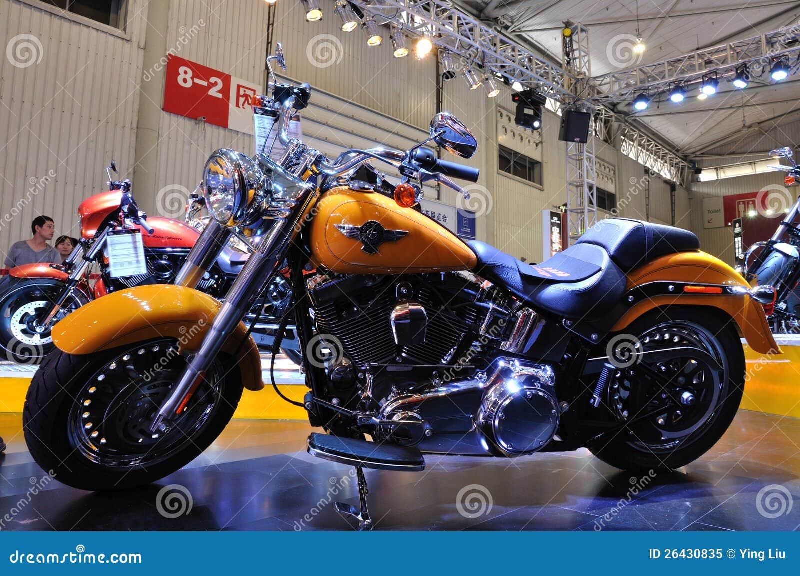 harley davidson motorcycle editorial image image of bike 26430835. Black Bedroom Furniture Sets. Home Design Ideas
