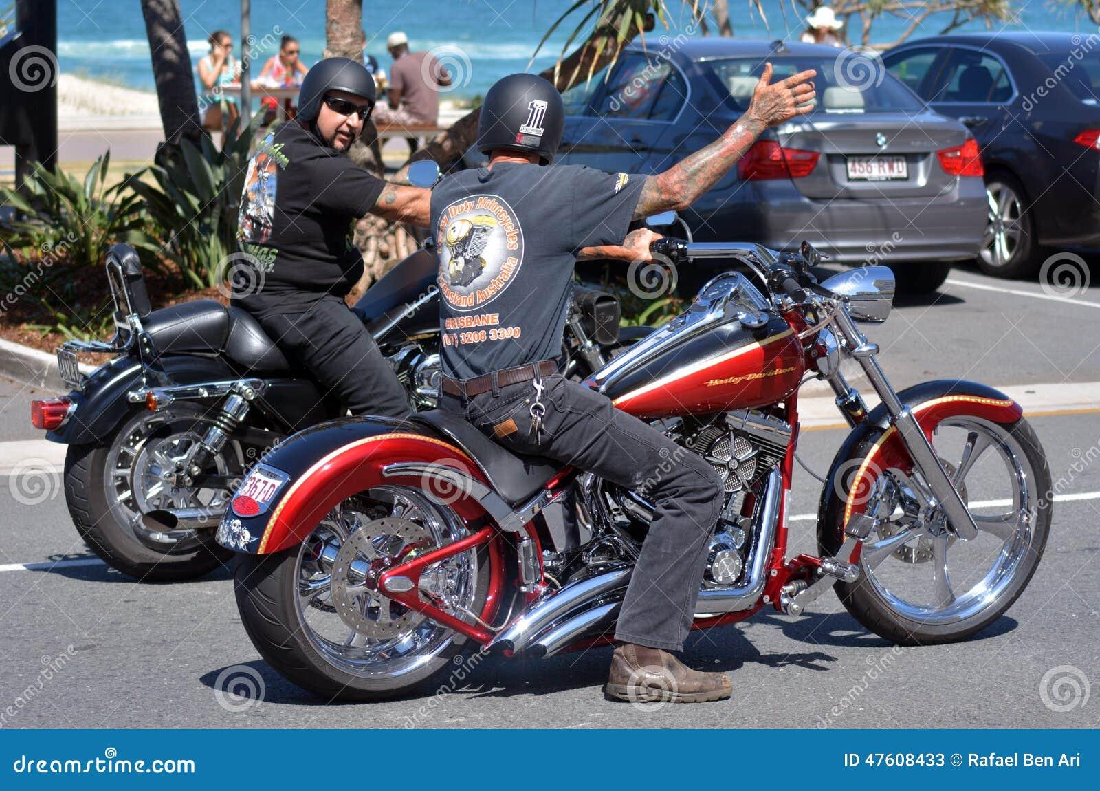 harley davidson motorcycle photo stock ditorial image du motocycliste 47608433. Black Bedroom Furniture Sets. Home Design Ideas