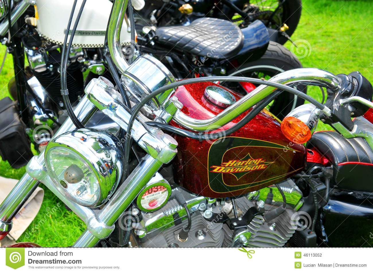 Harley Motorcycles For Sale >> Harley Davidson Editorial Photography Image Of Engine