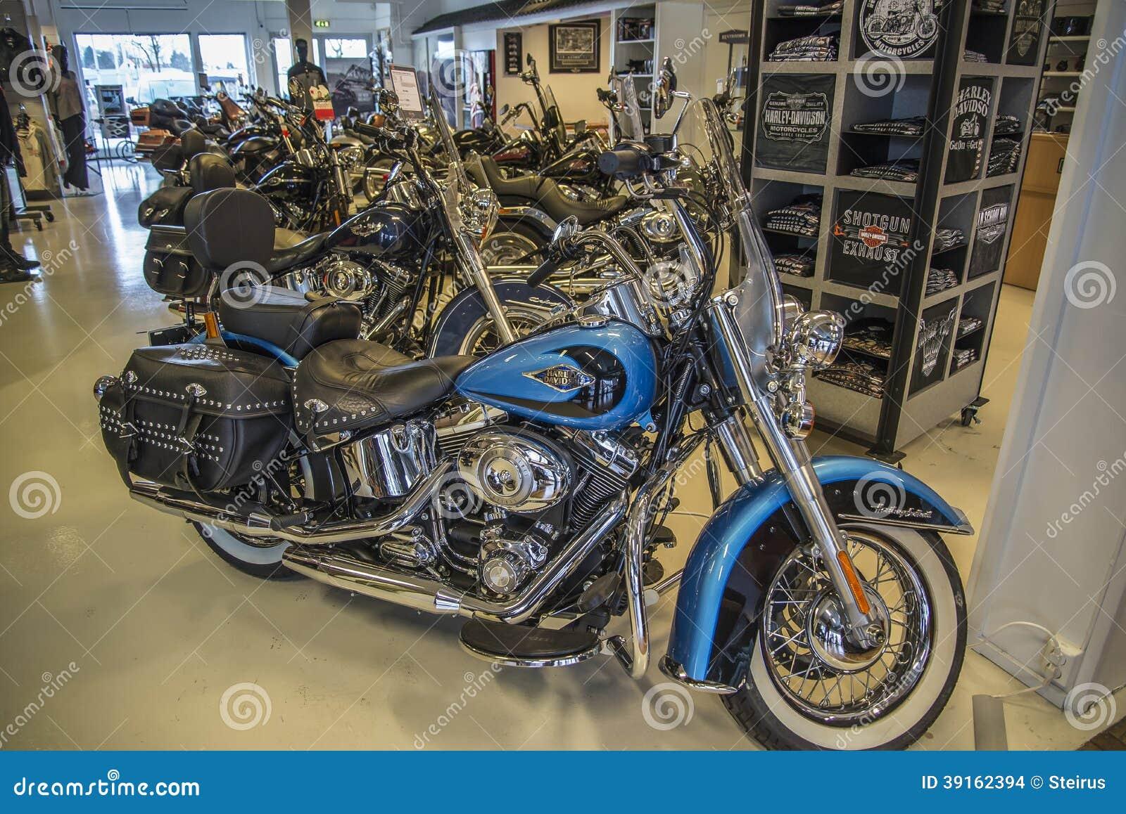 2011 Harley-Davidson, Softail Heritage Editorial Stock Image