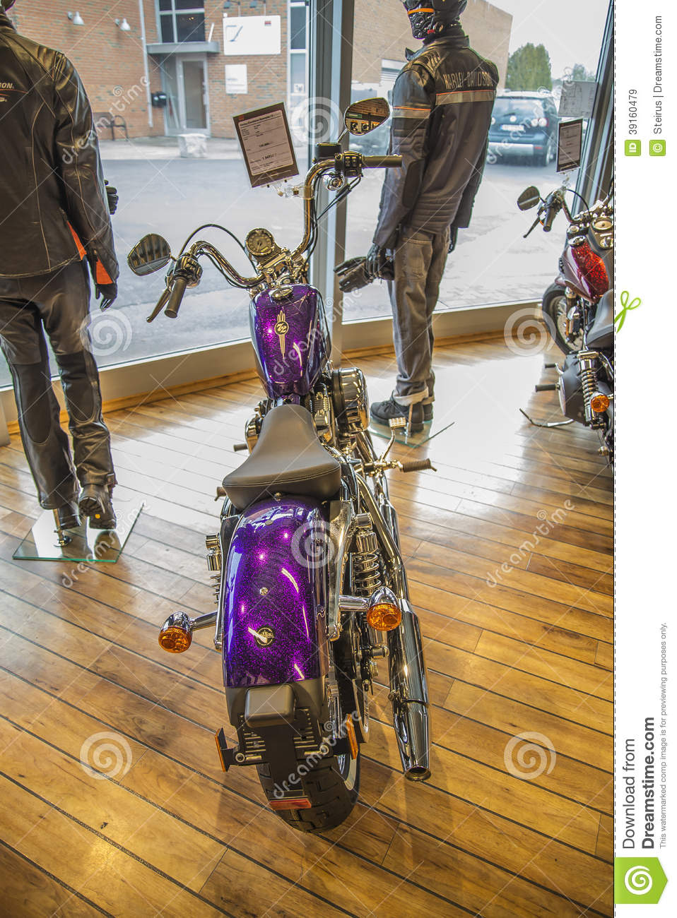 2014 harley davidson sportster 72 editorial stock image image of