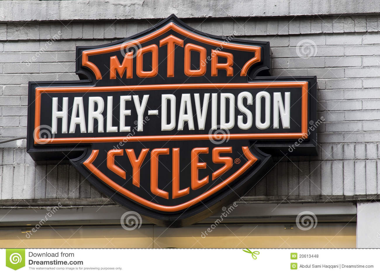 Harley Davidson F Stock