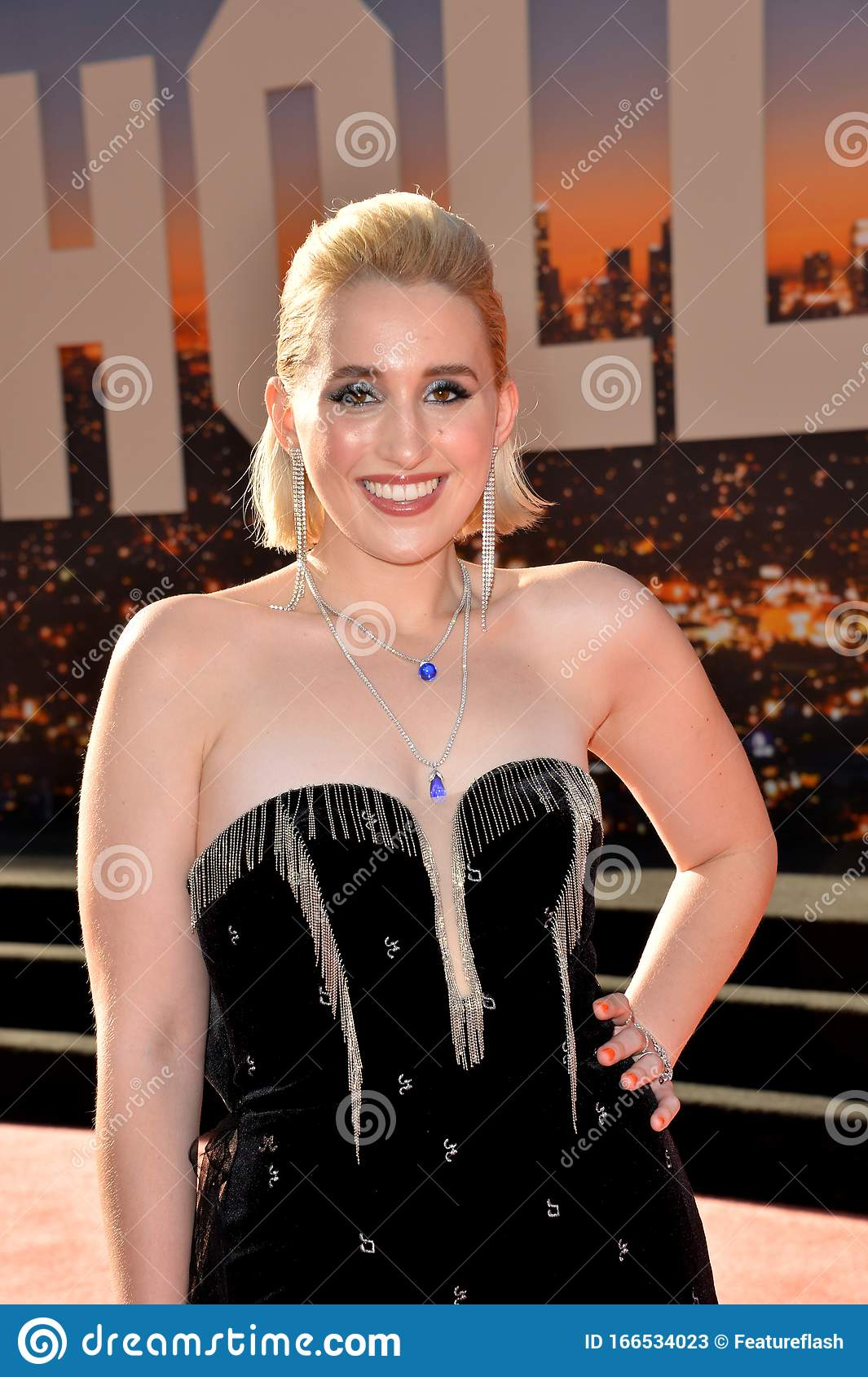 Harley Quinn Smith Editorial Stock Photo Image Of Fashion 166534023
