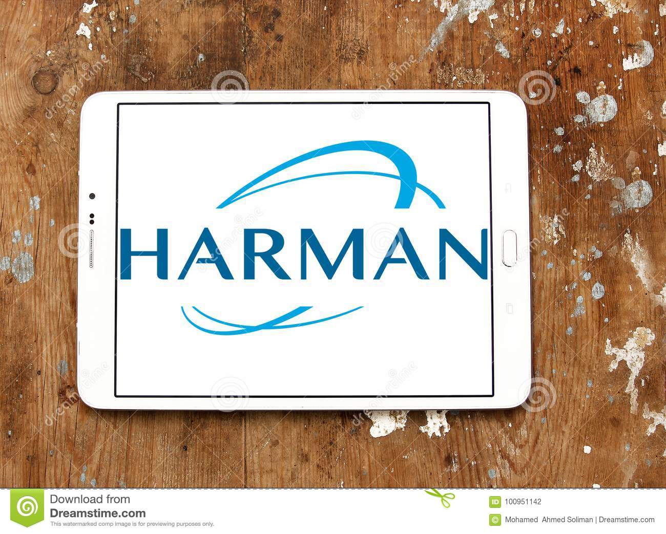 Harman International Industries-embleem