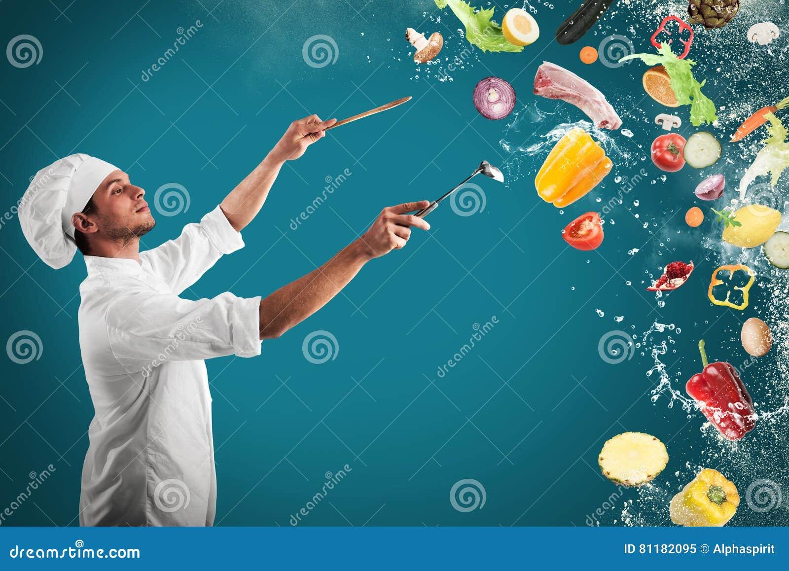 Harmonia musical do alimento