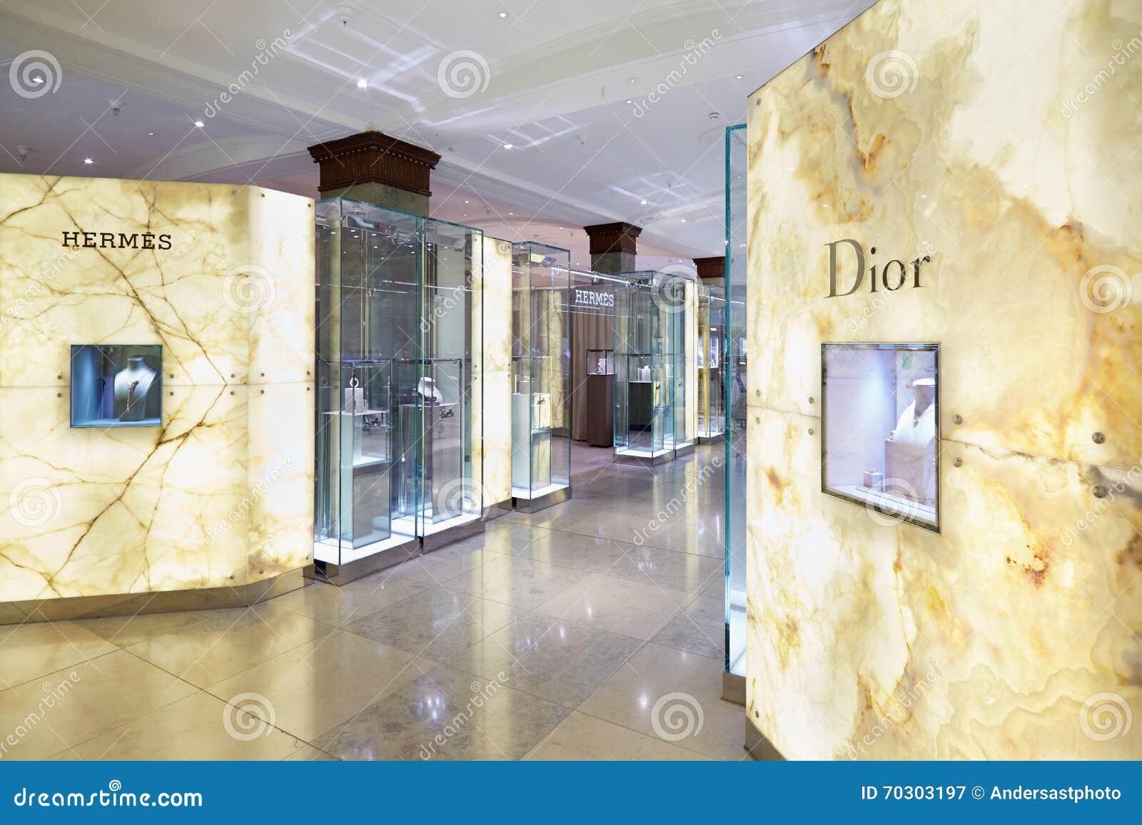 interior design for jewelry stores uk