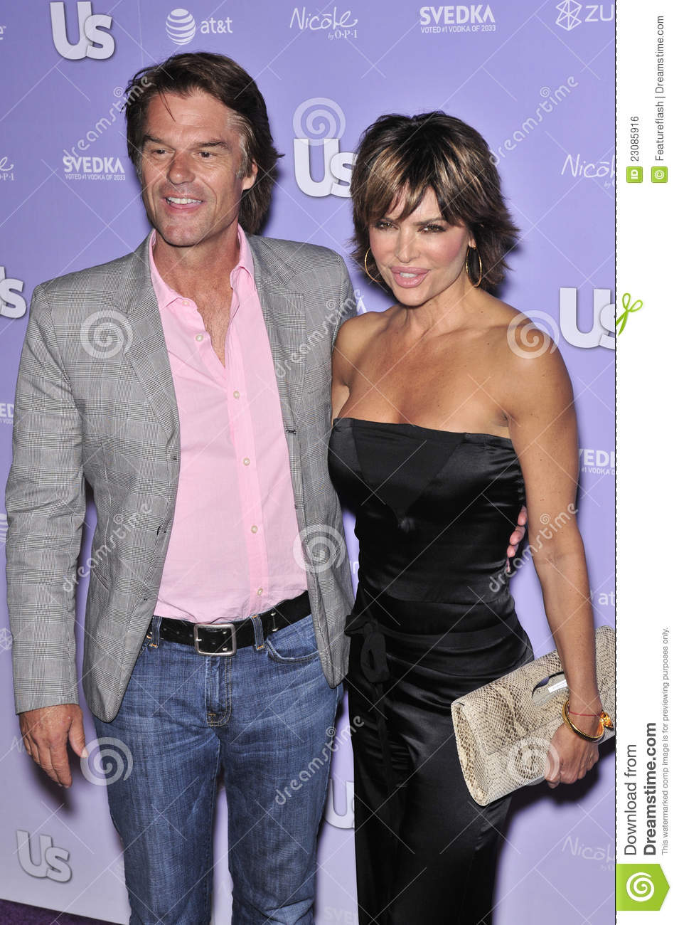 Charming question Lisa rinna hot not