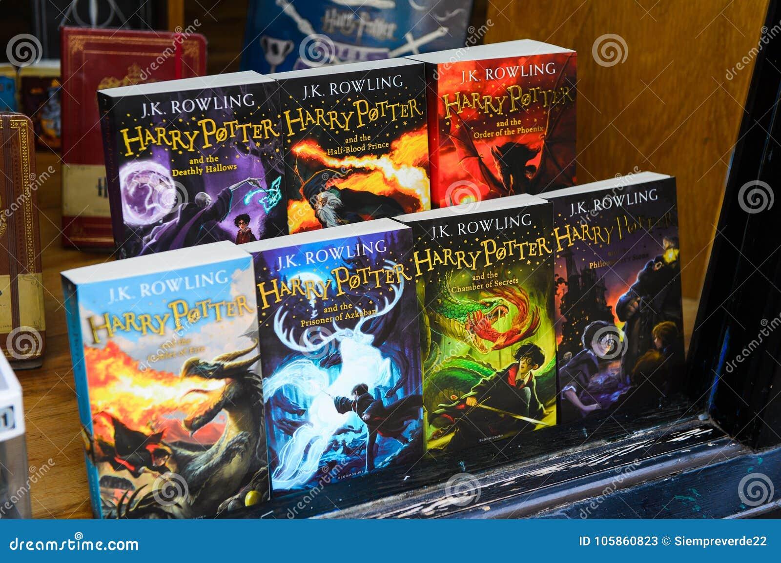 Harry Potter shoppar
