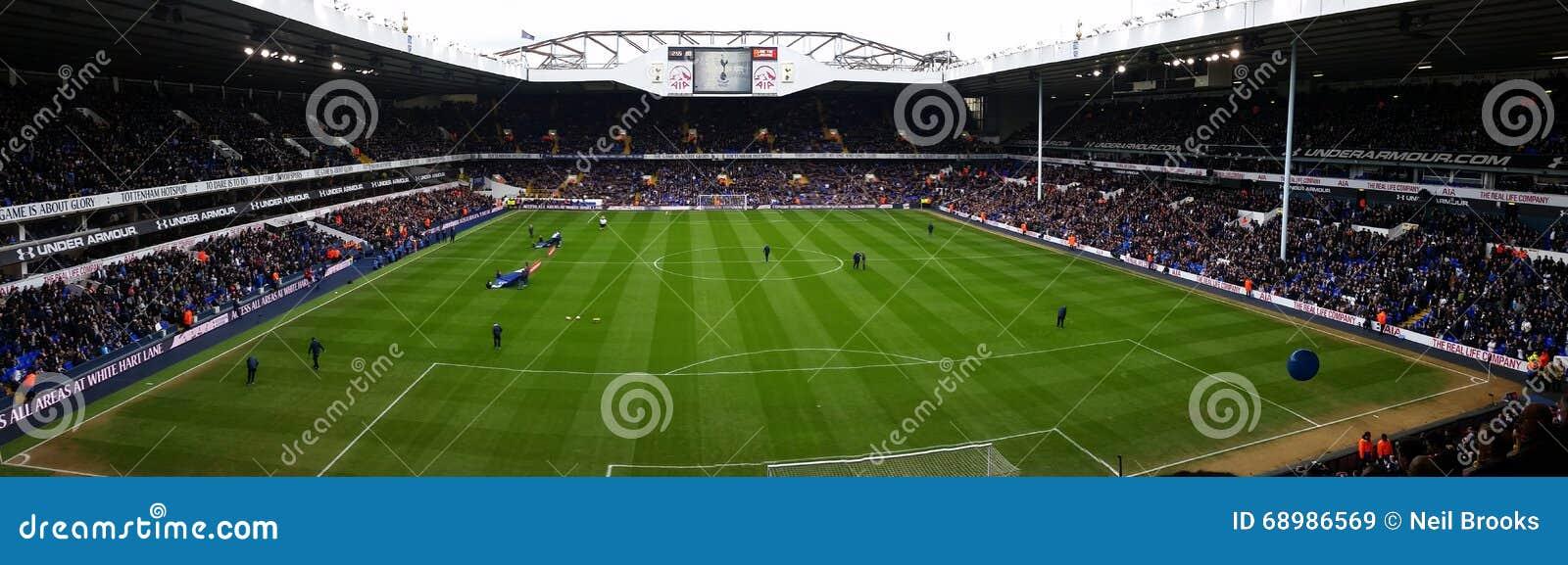 Hart Lane blanco