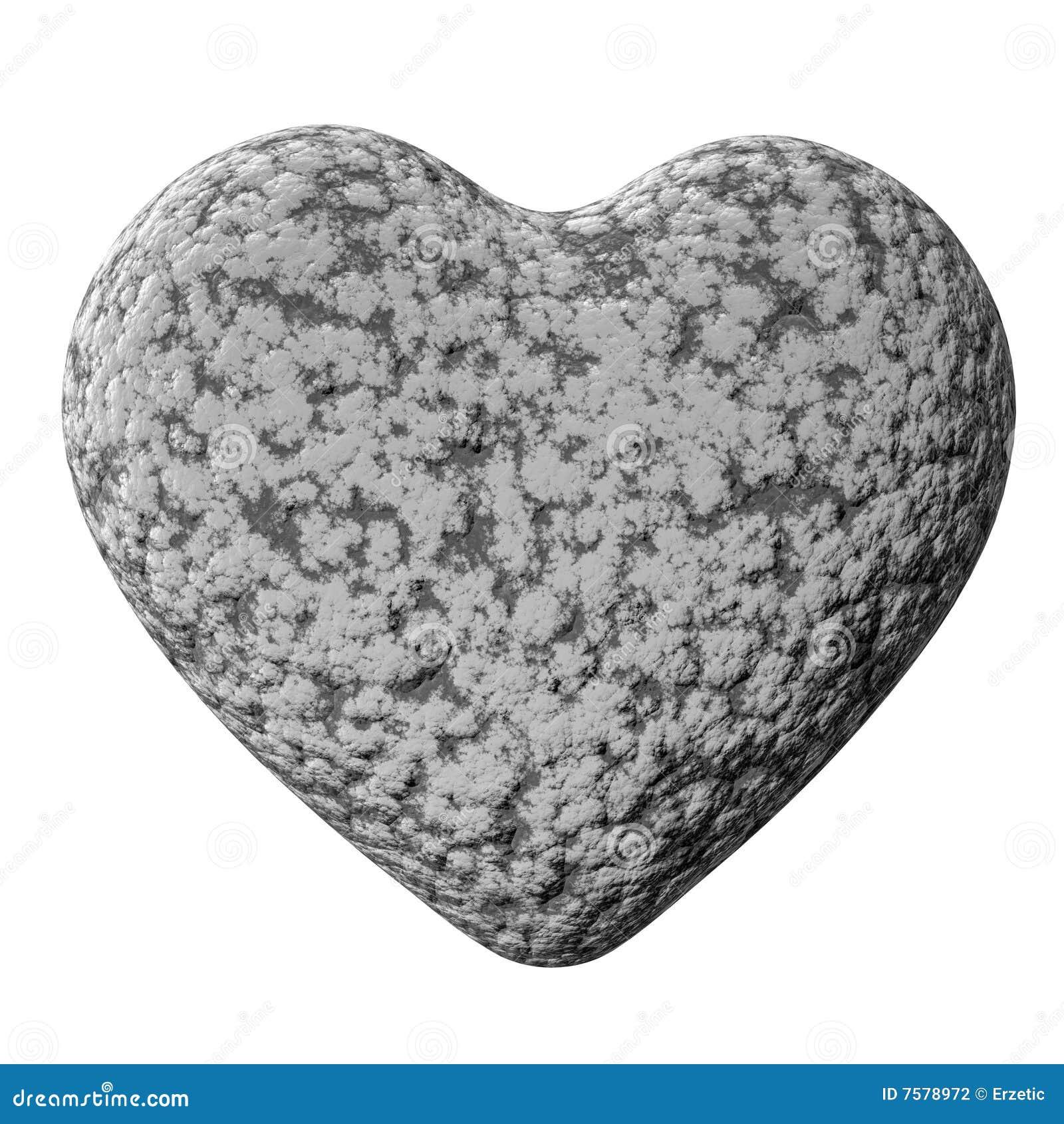 Citaten Hart Van Steen : Hart van steen stock illustratie afbeelding bestaande uit