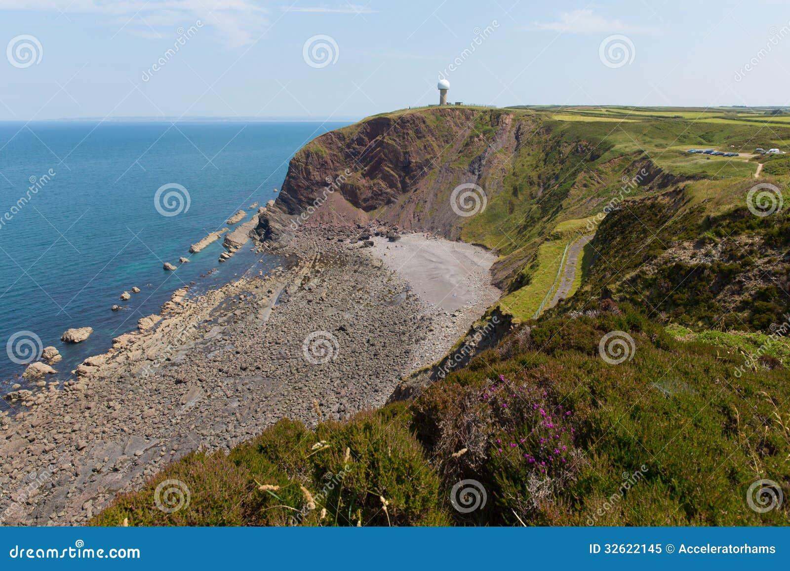 Hartland Point Devon England