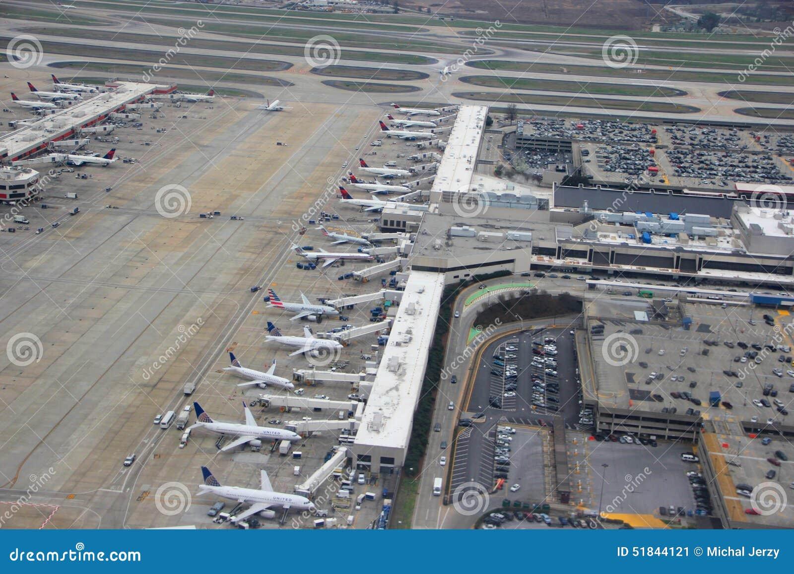 Populares Hartsfield-Jackson Atlanta International Airport Editorial Photo  UF81