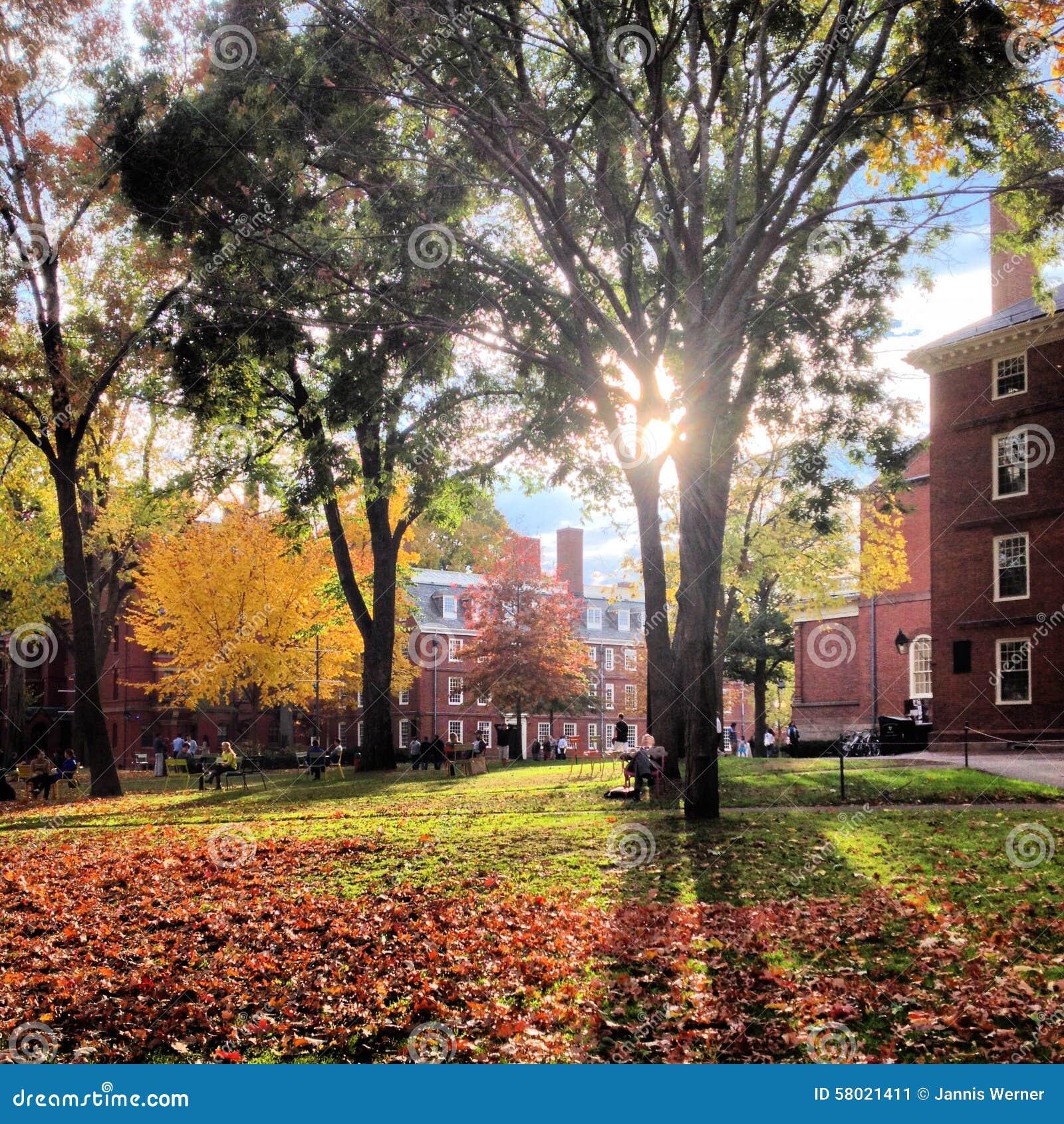 Harvard-Universitätsgelände
