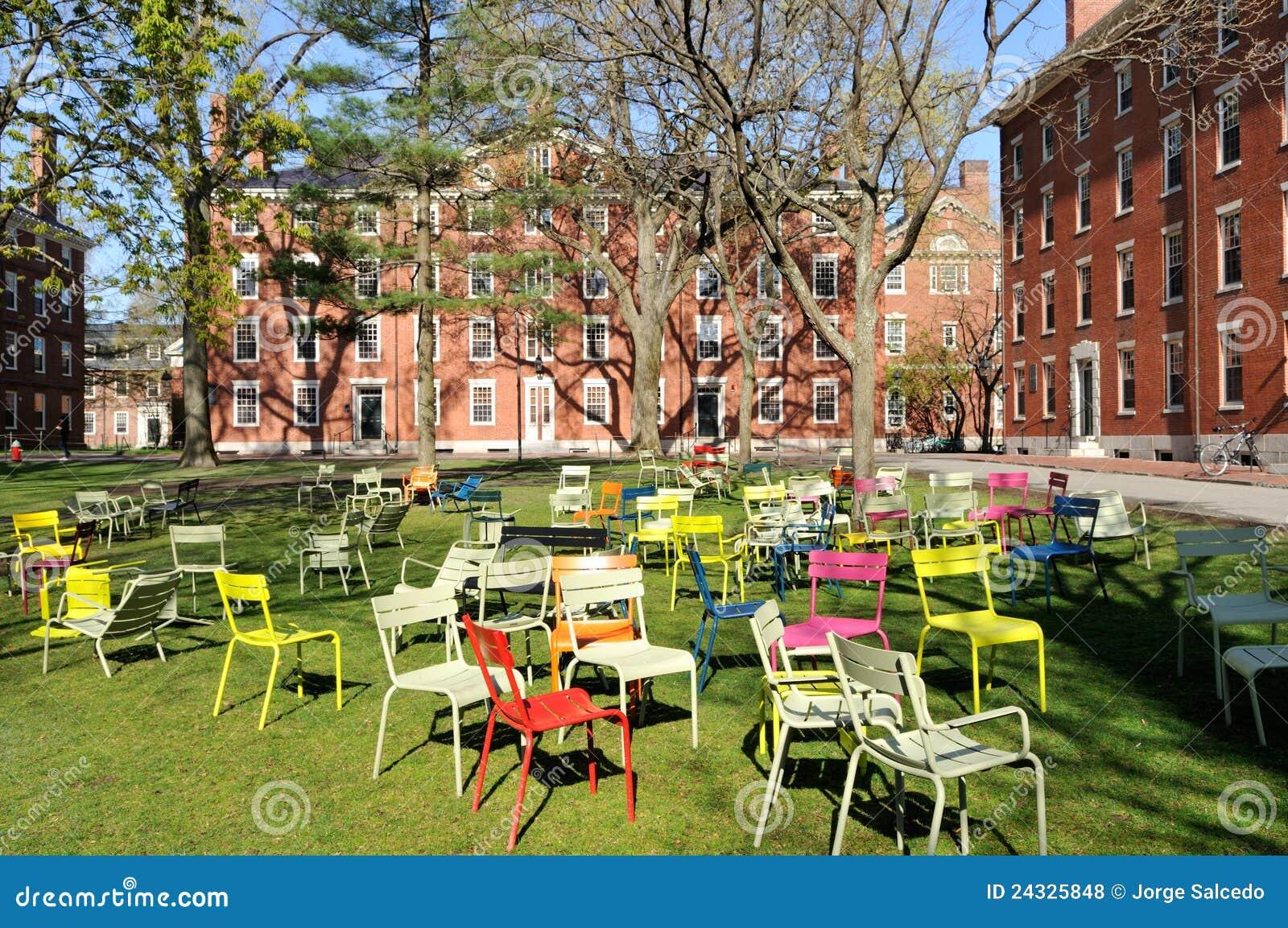Harvard Yard Royalty Free Stock Photos Image 24325848
