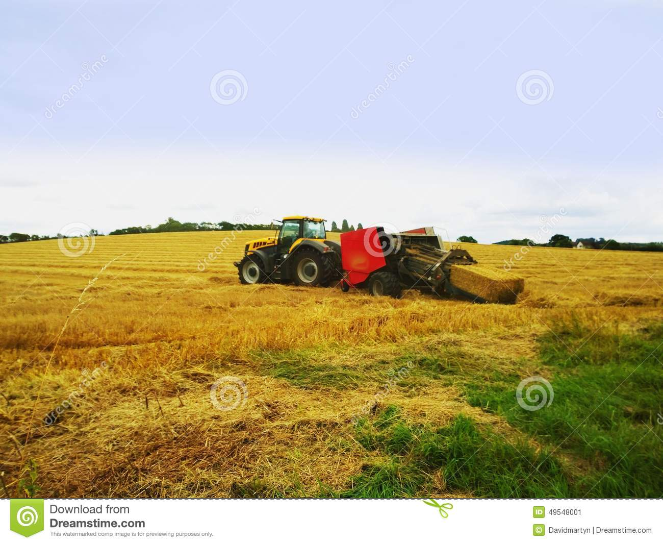tractor harvesting corn coloring pages - photo#35