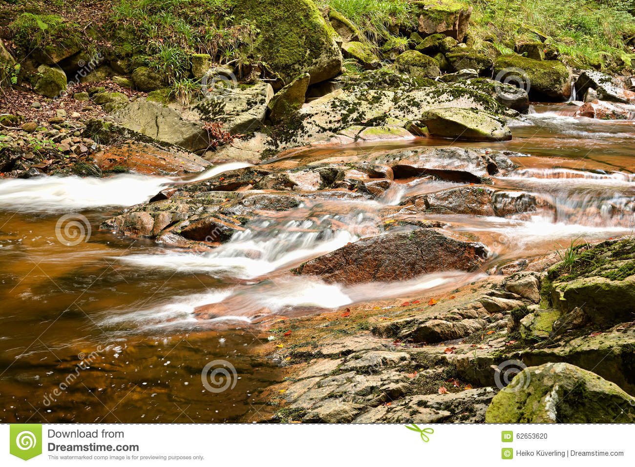 Ilsenburg Germany  City pictures : harz national park river ilse ilsenburg germany 62653620