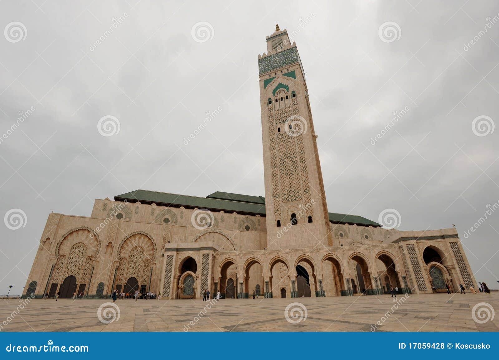 Hassan ΙΙ μουσουλμανικό τέμεν&o