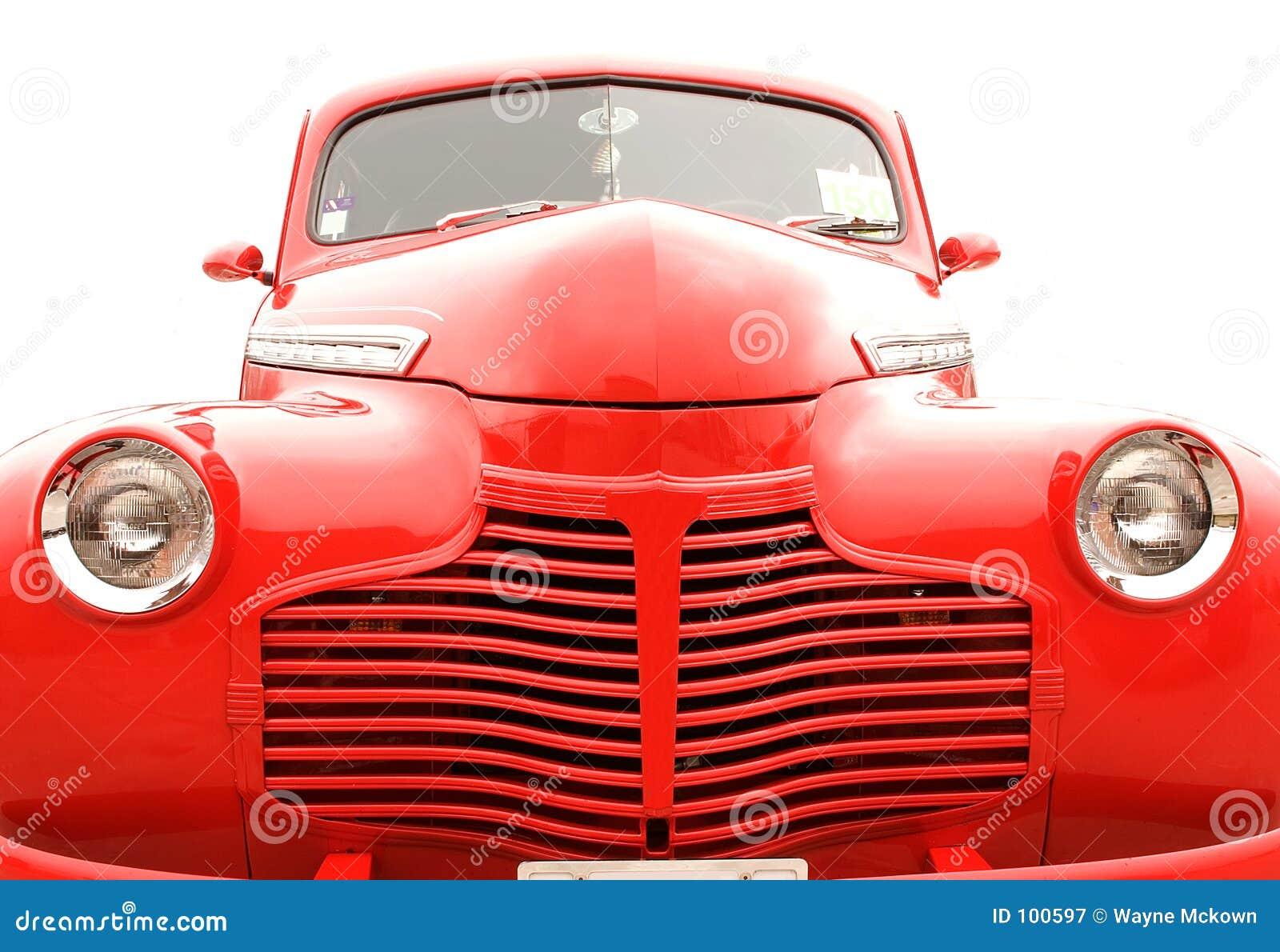 Haste da rua de Chevy dos anos 40