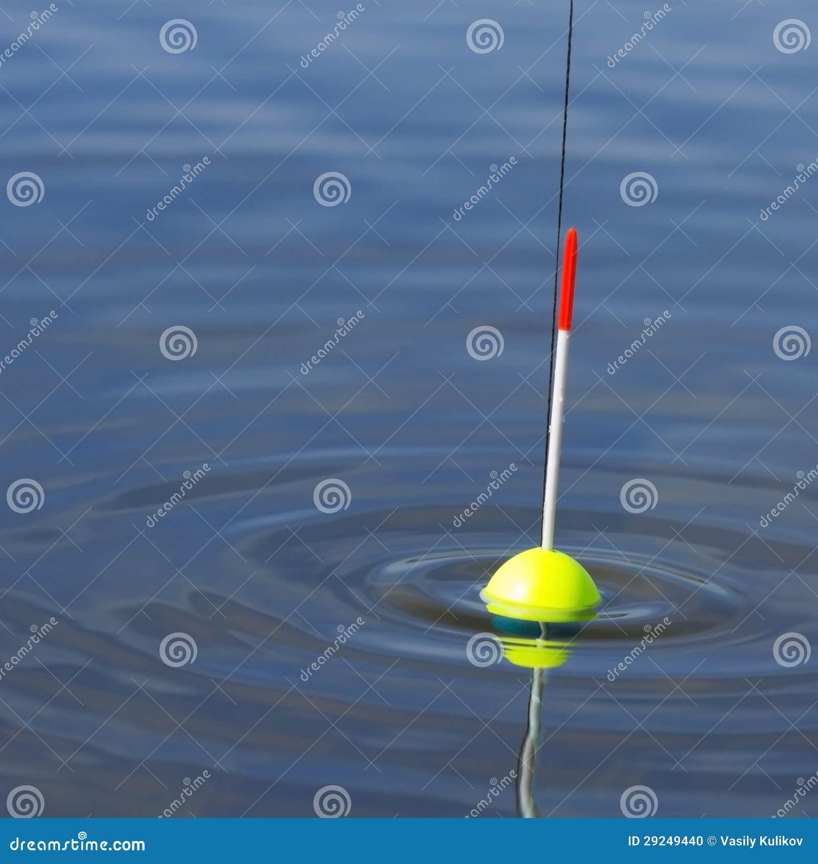 Download Haste de pesca foto de stock. Imagem de reflexão, cortiça - 29249440