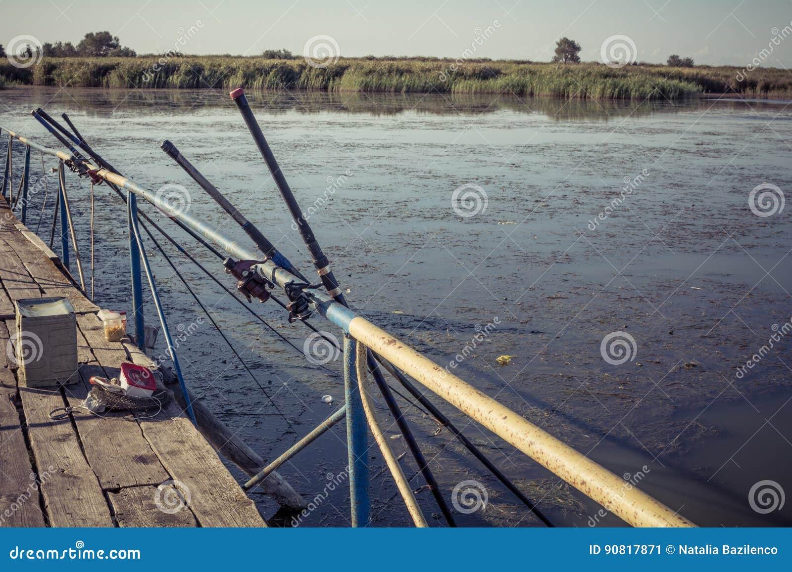 Hastes de pesca