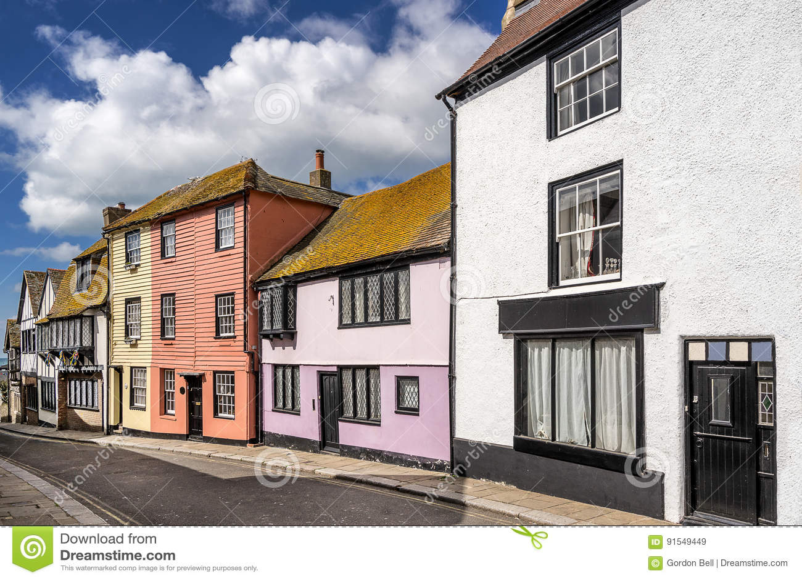 Hastings i Sussex