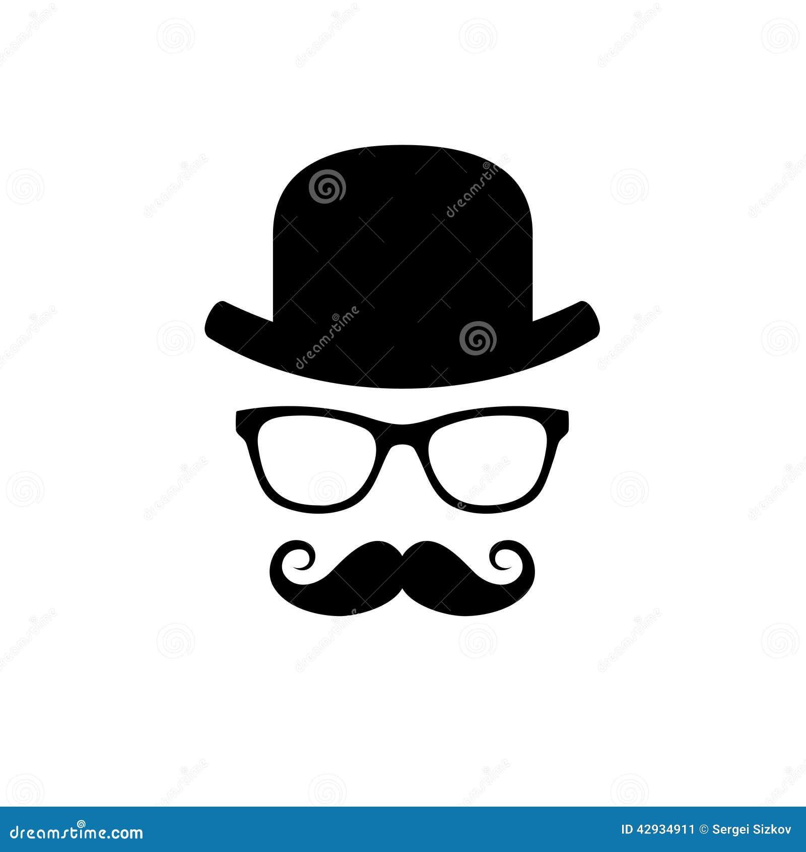 hat  glasses and mustache set vector stock vector image auto repair clipart icons auto repair clip art free