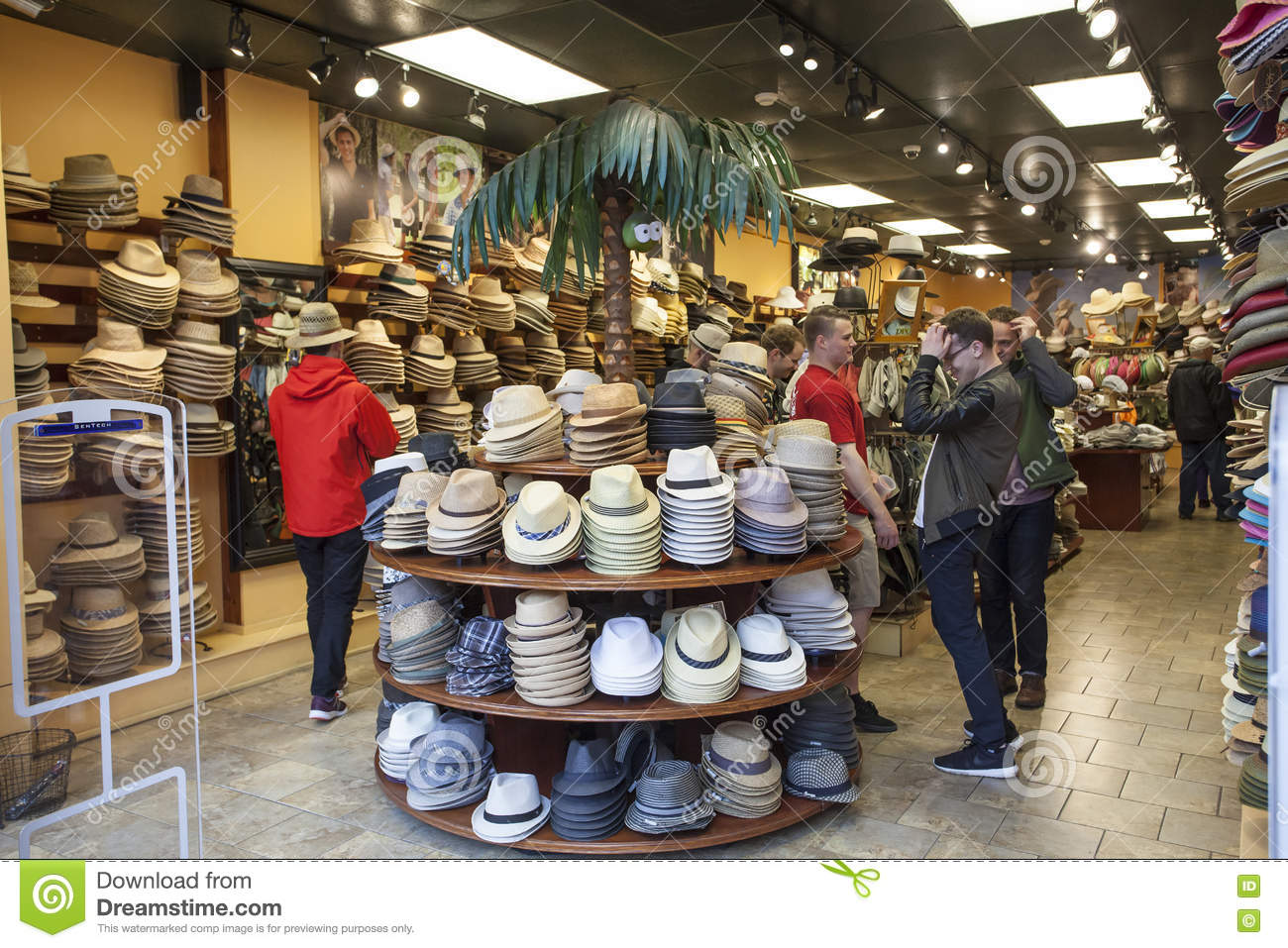 d8b0fa322b5 Hat Shop In New Orleans