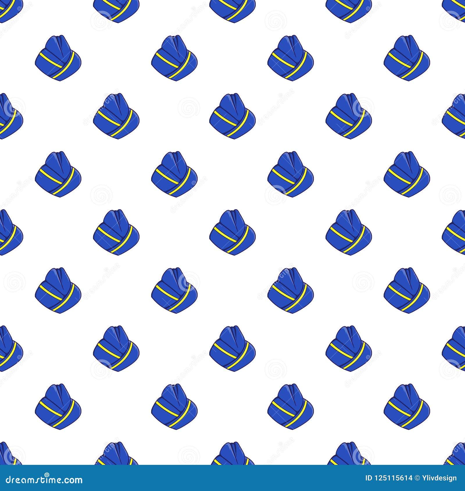 438ec896197 Hat Stewardess Pattern