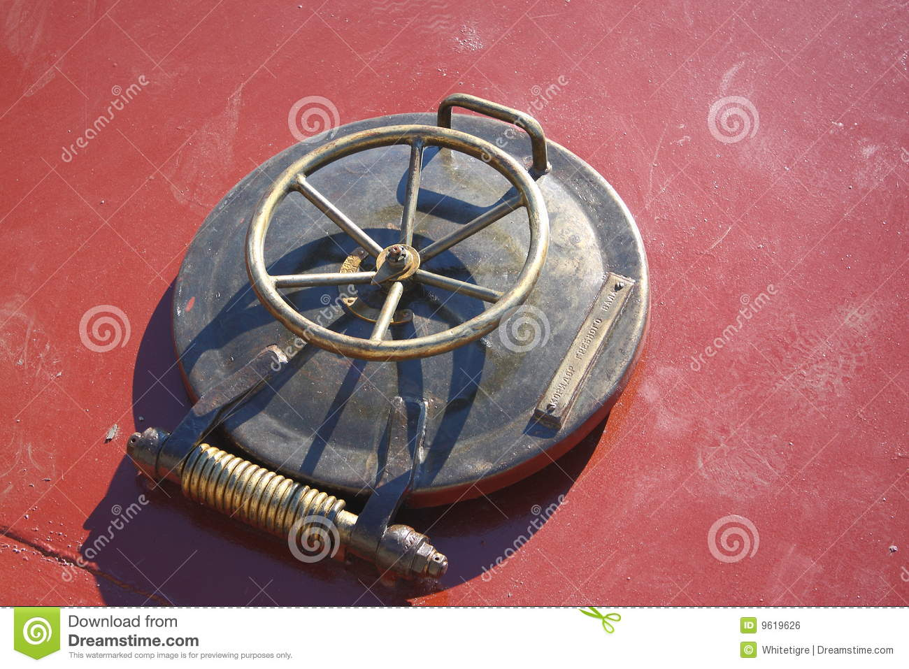 The Hatch Royalty Free Stock Image Image 9619626