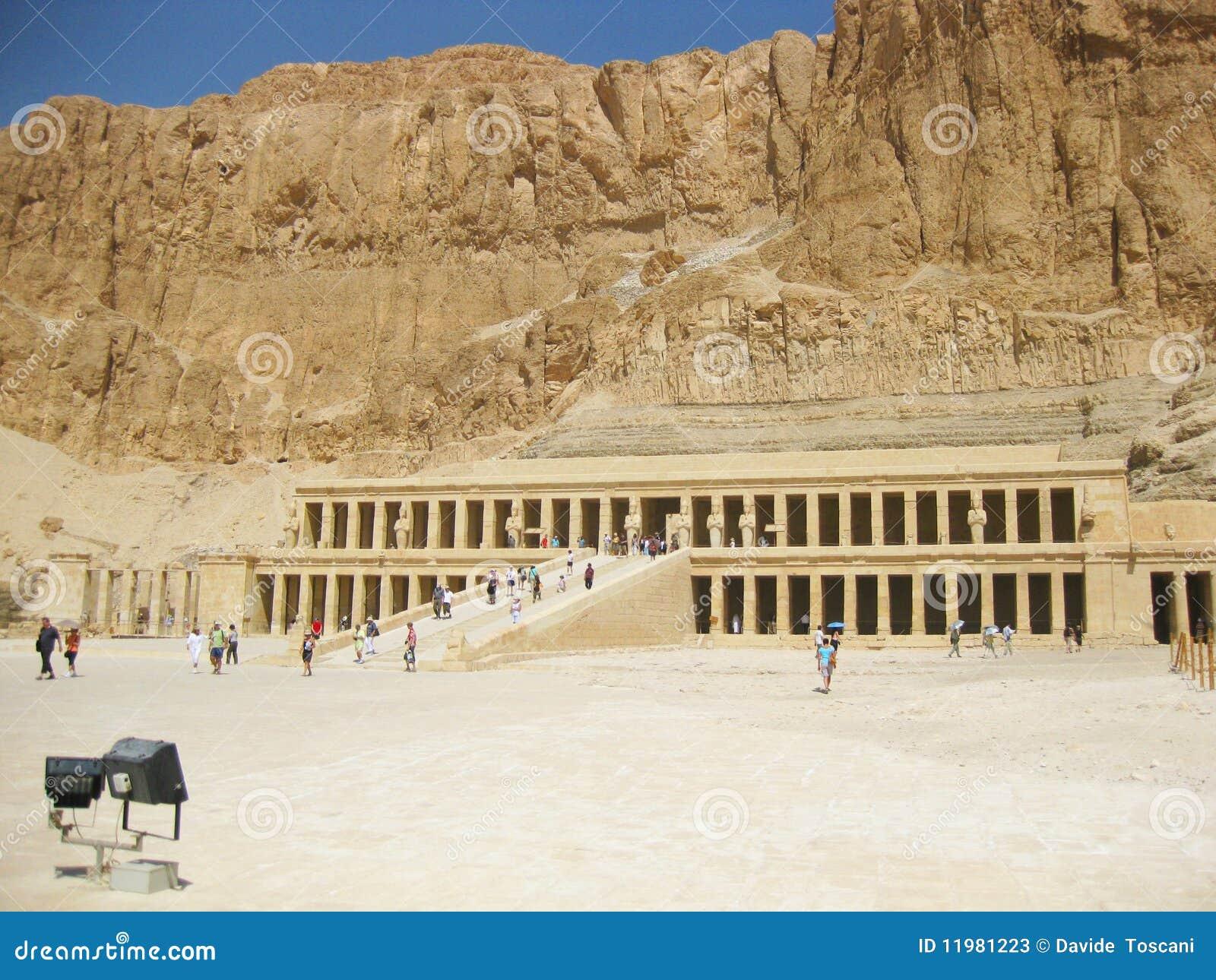Hatshepsut寺庙