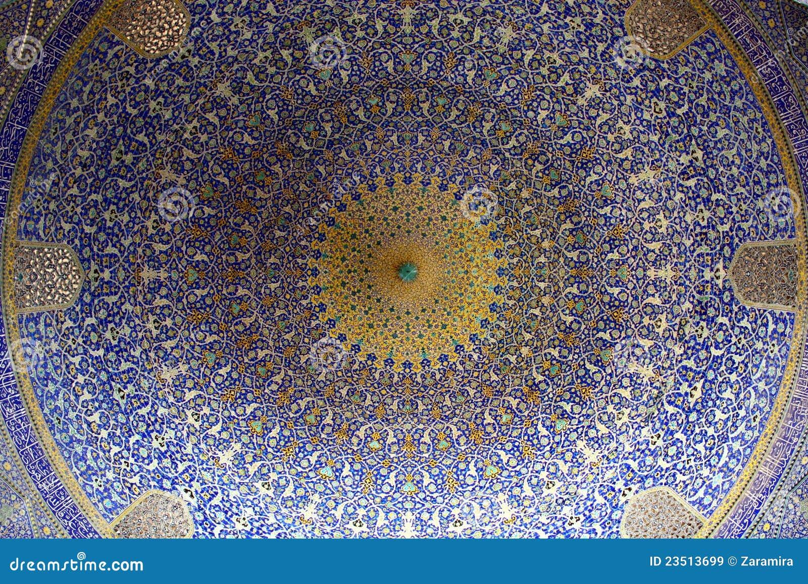 Haube der Moschee
