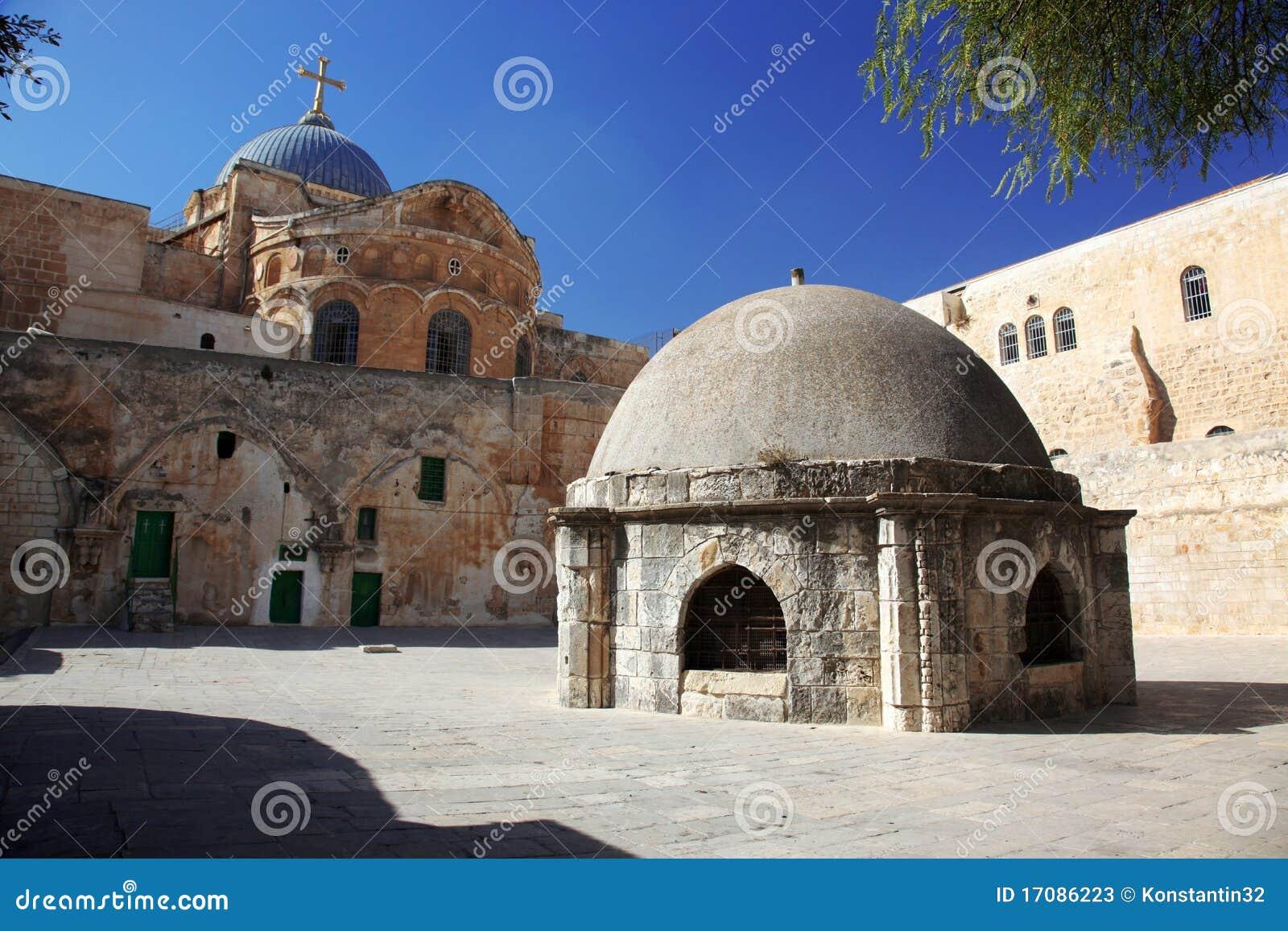 Haube-Kirche des heiligen Sepulchre