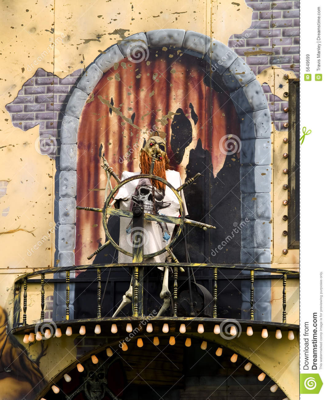 Haunted House Royalty Free Stock Images Image 5649699