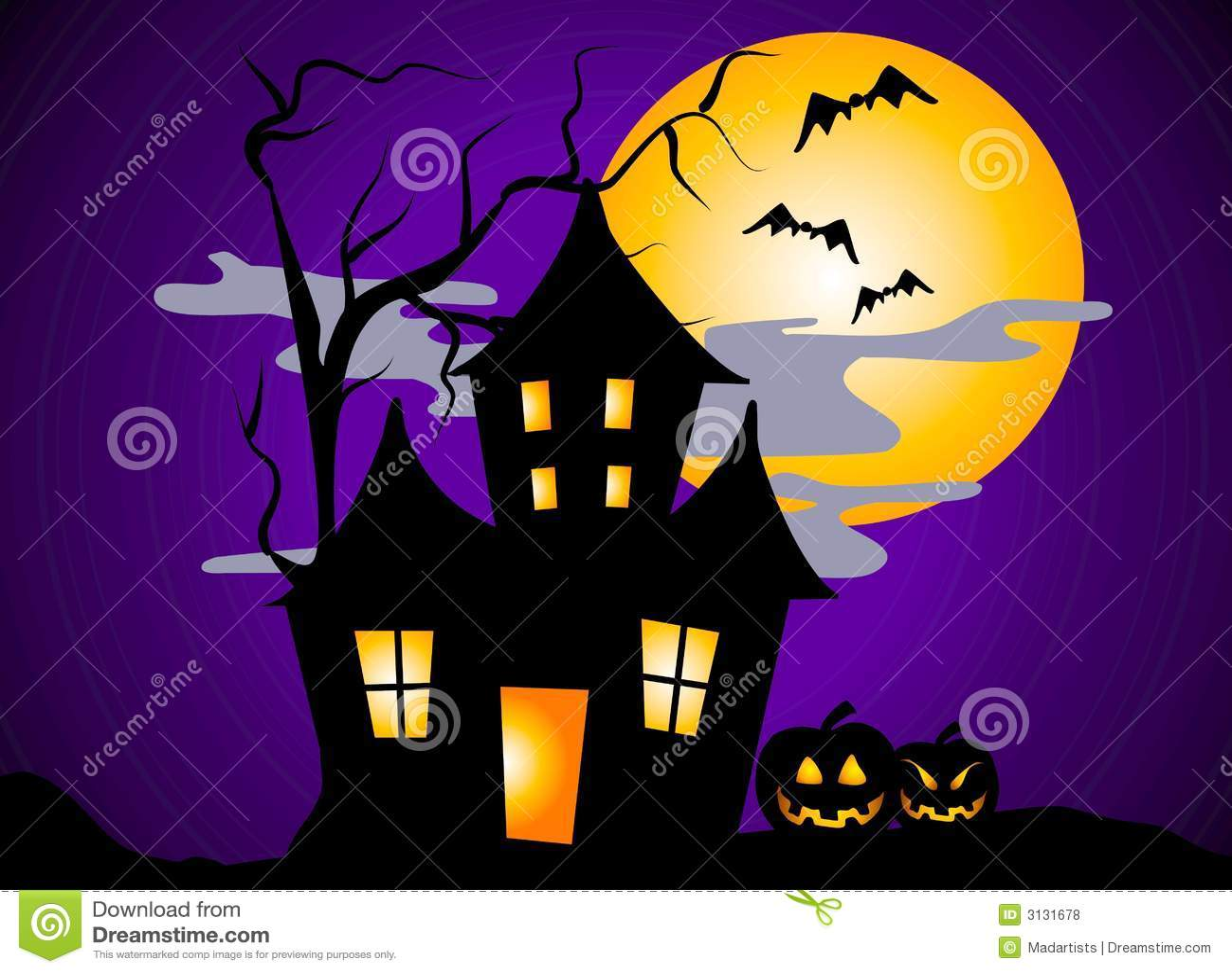 Haunted House Halloween 2